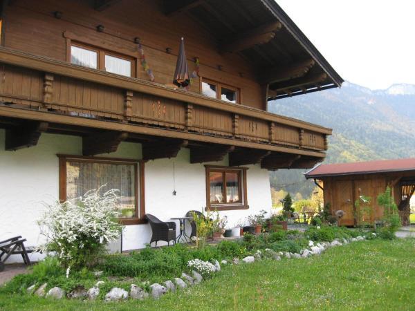 Fotografie hotelů: Ferienwohnungen Hauser, Waidring