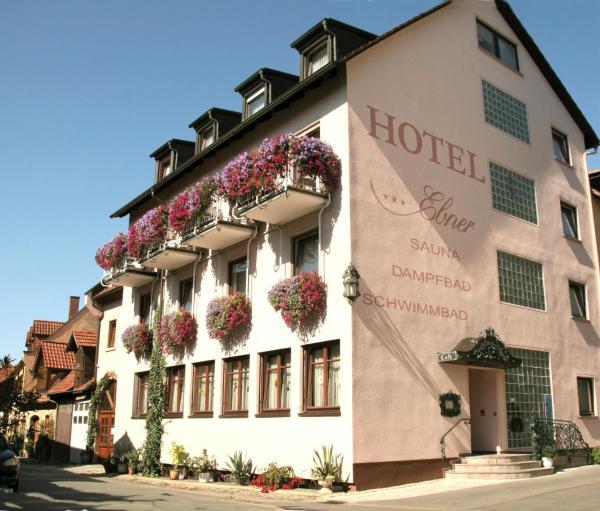 Hotelbilleder: Hotel Ebner, Bad Königshofen im Grabfeld