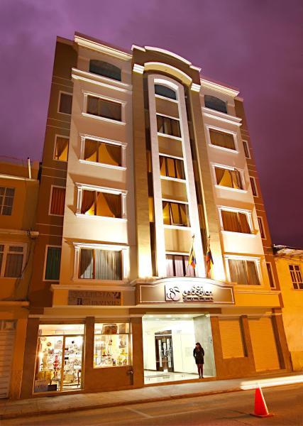 Hotel Pictures: Hotel San Sebastián Loja, Loja