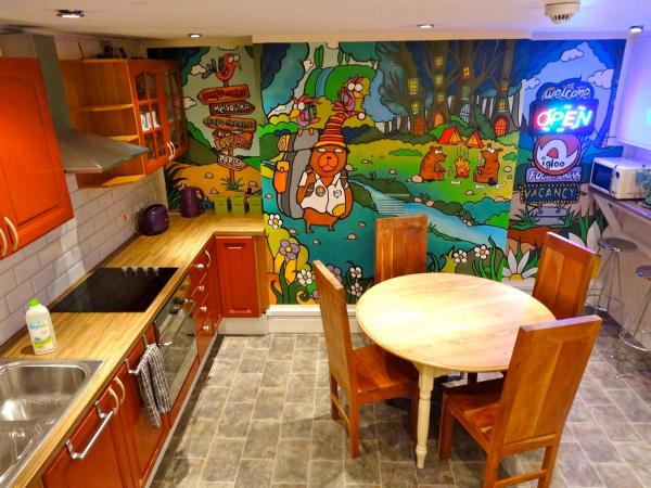 Hotel Pictures: Igloo Backpackers Hostel & Annexe, Nottingham