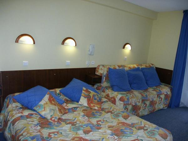 Two Connecting Triple Room