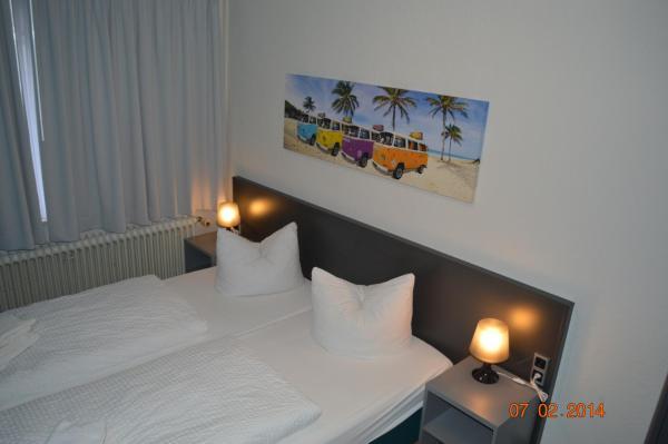 Hotelbilleder: N8chthaus, Oldenburg