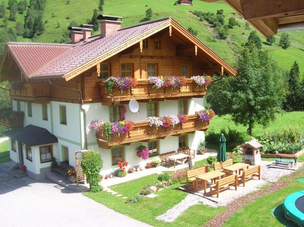 Hotelfoto's: Kleinellmauhof, Grossarl