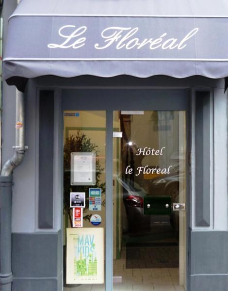 Zdjęcia hotelu: Hôtel le Floreal, Lille