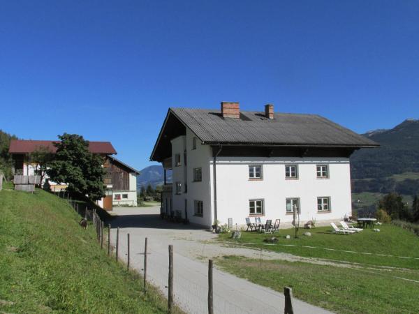 Fotografie hotelů: Reitercamp Ortnerhof, Ramsau am Dachstein