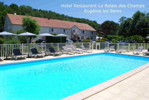 Hotel Pictures: Hotel Le Relais des Champs, Eugénie-les-Bains