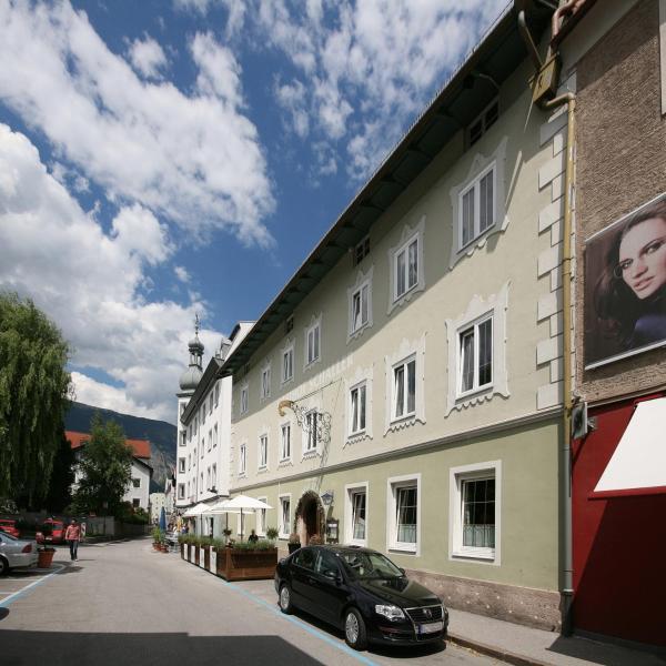 Zdjęcia hotelu: Gasthof Einhorn Schaller, Schwaz