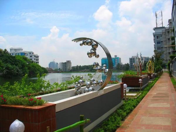 Фотографии отеля: Amazon Lilly Lake View Residence, Дакка