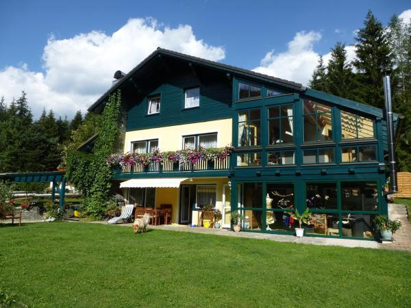 酒店图片: Sonja Hubmann, Sankt Johann am Tauern