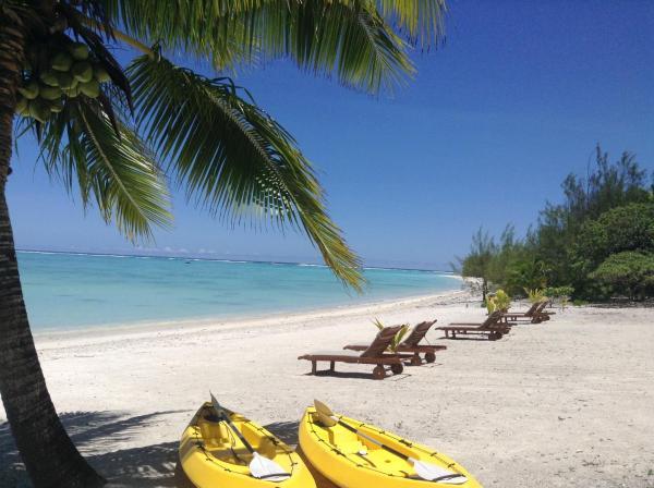 Hotel Pictures: Aitutaki Seaside, Arutanga