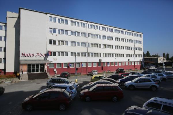 Zdjęcia hotelu: Hotel Plus, Bratysława