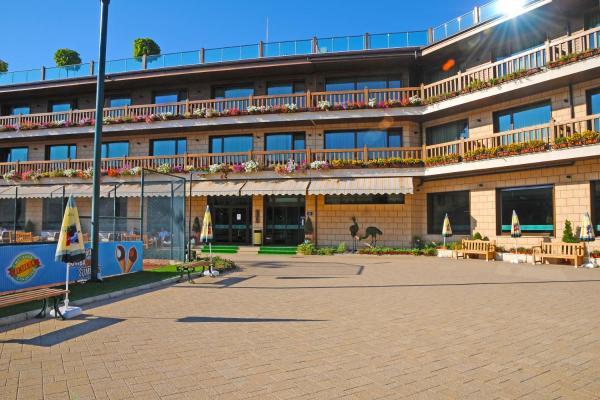 Foto Hotel: Park Hotel Izida, Dobrich