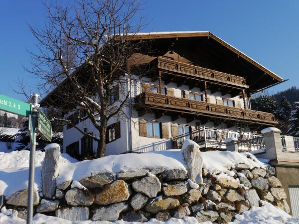 Fotos de l'hotel: Haus Oberschwarten, Niedernsill