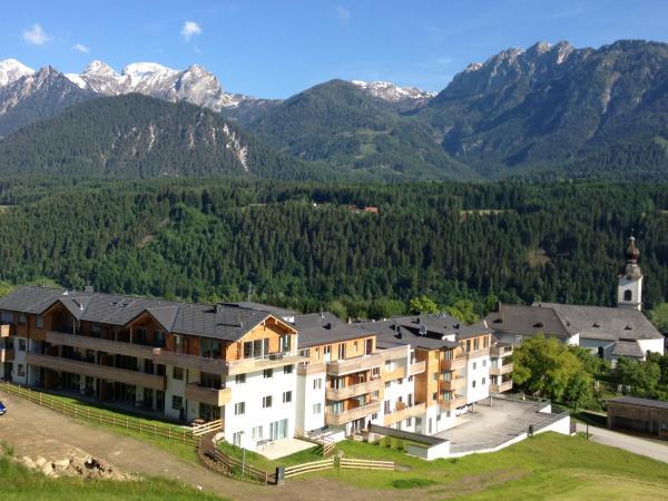 Zdjęcia hotelu: Sissi Park Haus im Ennstal, Haus