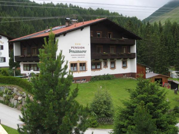 酒店图片: Pension Praxmarer, Sankt Sigmund im Sellrain