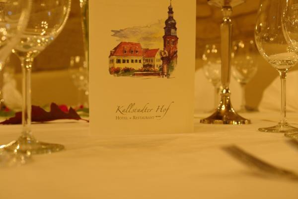 Hotelbilleder: Hotel Kallstadter Hof, Kallstadt