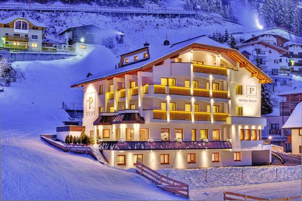 Fotos de l'hotel: Hotel Palin, Ischgl
