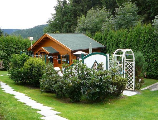 Hotel Pictures: Ferienblockhaus- Laura, Amtsberg