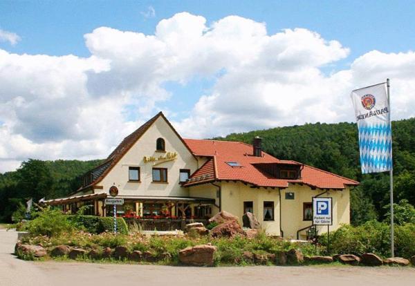 Hotelbilleder: Landgasthaus Am Frauenstein, Hinterweidenthal