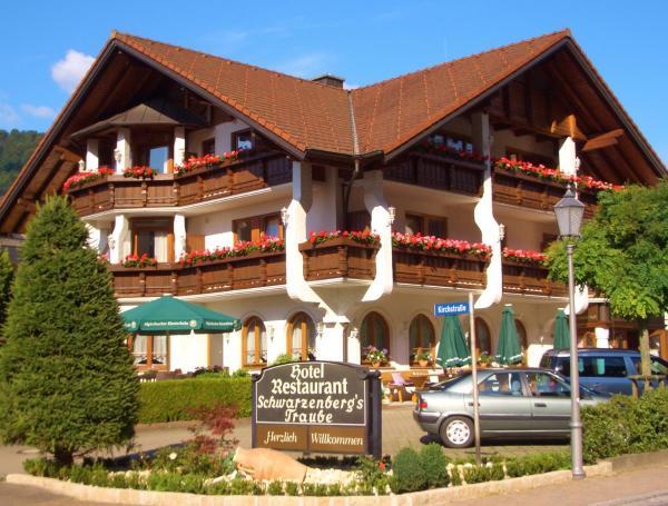 Hotel Pictures: Hotel Schwarzenbergs Traube, Glottertal