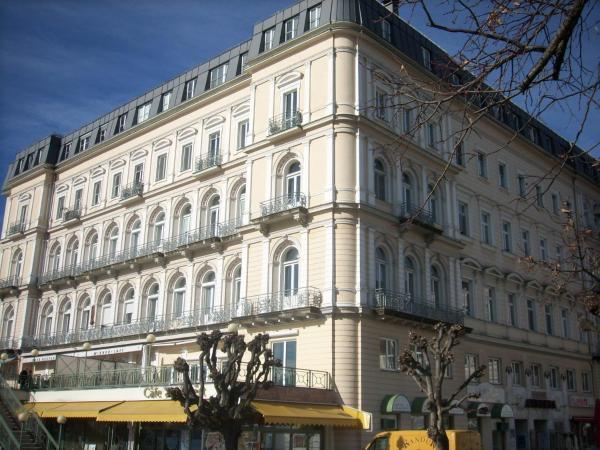 Zdjęcia hotelu: Garconniere im ehemaligen Hotel Austria, Gmunden