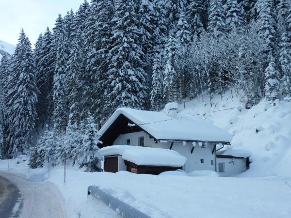 Fotografie hotelů: Chalet Snowy Hills, Bichlbach