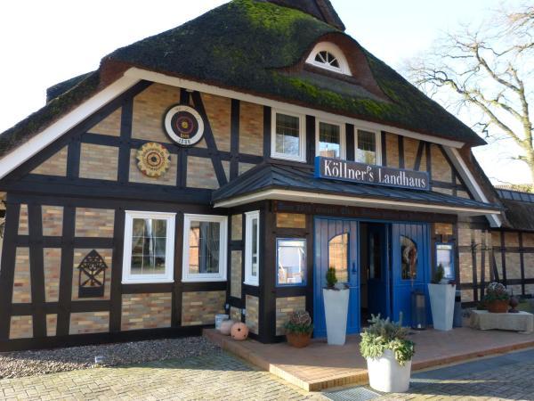 Hotel Pictures: Romantik Hotel Köllners Landhaus, Celle