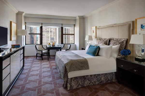 Premier Skyline View Room with King Bed