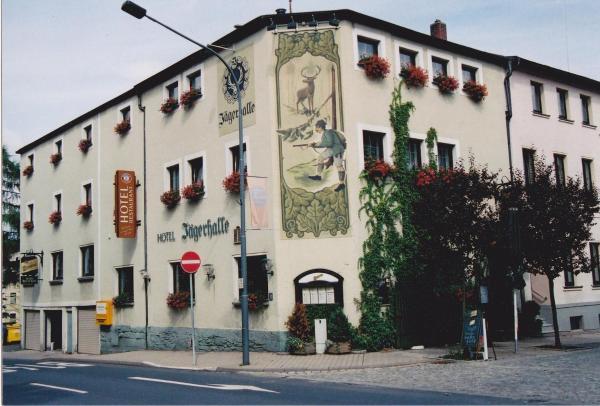 Hotel Pictures: Hotel Jägerhalle, Falkenstein