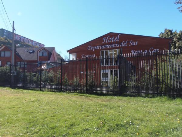 Фотографии отеля: Hotel Departamentos del Sur, Пуэрто-Монт