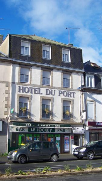 Hotel Pictures: Hotel Du Port, Concarneau