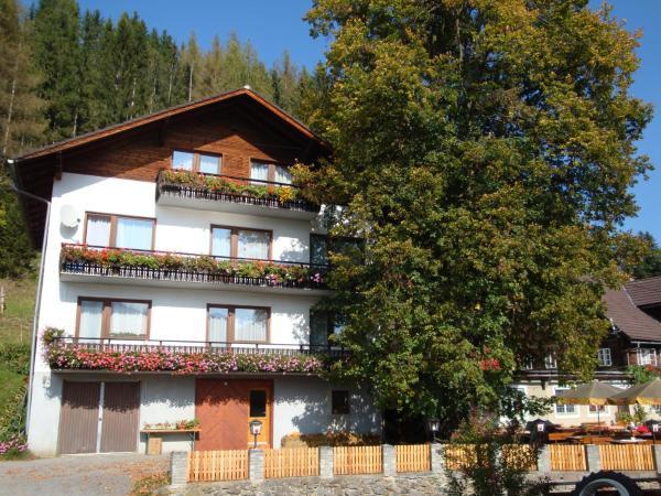 Fotografie hotelů: Gasthof Trattner Pension Waldhof, Sankt Peter am Kammersberg