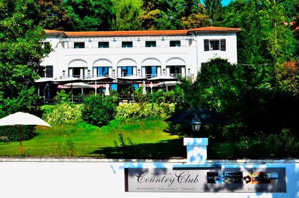Hotel Pictures: Hostellerie du Country Club, Samois-sur-Seine