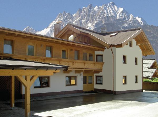 Hotelfoto's: Appartement Barbara, Sankt Johann in Tirol