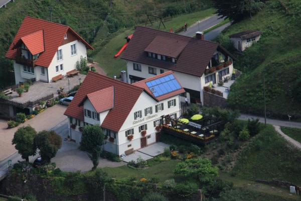 Hotel Pictures: Hotel - Gasthof Blume, Oppenau