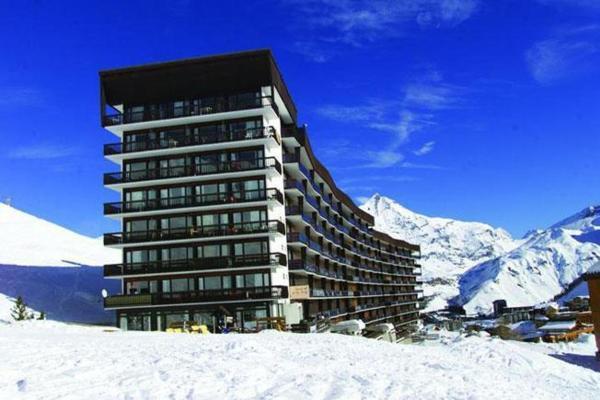 Hotel Pictures: Résidence le Bec Rouge, Tignes