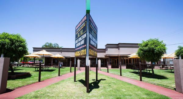 Foto Hotel: Boomerang Hotel, Albury