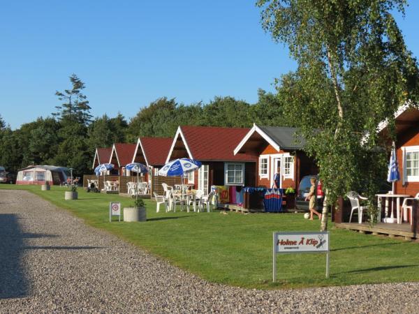 Hotel Pictures: Holme Å Camping & Cottages, Hovborg
