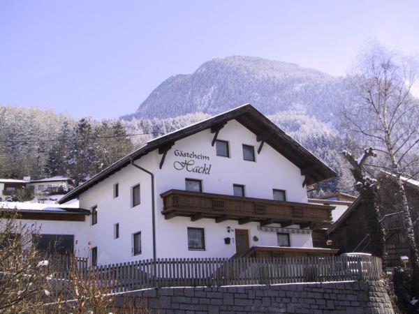 Hotelfoto's: Gästeheim Hackl, Jerzens