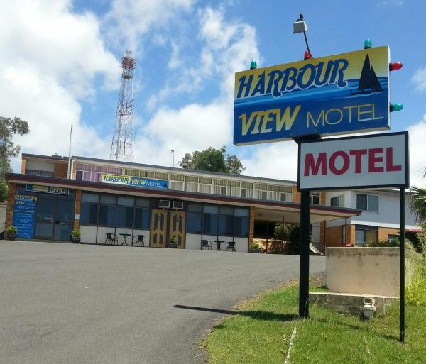 ホテル写真: Harbour View Motel, Gladstone