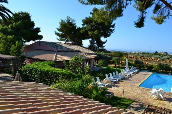 Hotel Pictures: Casale Abate, Menfi