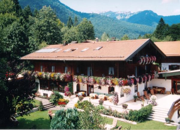 Hotel Pictures: Gästehaus Hächer, Schleching