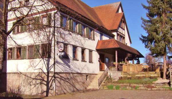 Hotelbilleder: Landgasthof Sonne, Mainhardt