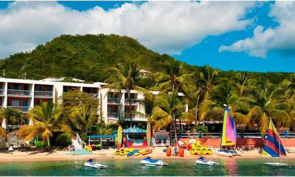 Hotel Pictures: Bolongo Bay Beach Resort, Bolongo