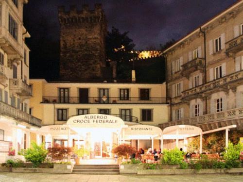 Hotel Pictures: Hotel Croce Federale, Bellinzona