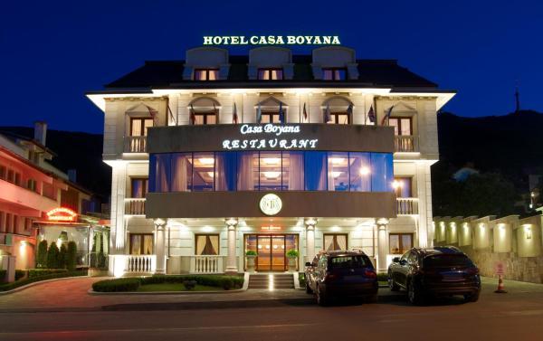 Фотографии отеля: Casa Boyana Boutique Hotel, София