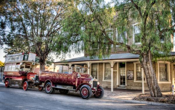 Hotellikuvia: Steampacket Inn, Echuca