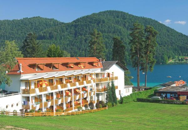 酒店图片: Terrassenhotel Reichmann, 圣卡荐