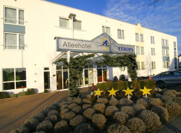Hotel Pictures: Alleehotel Europa, Bensheim