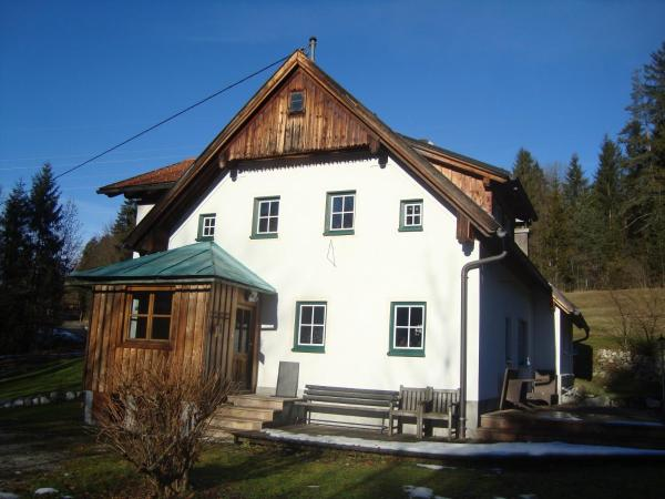 Zdjęcia hotelu: Ferienhaus Waldbankerl, Bad Goisern